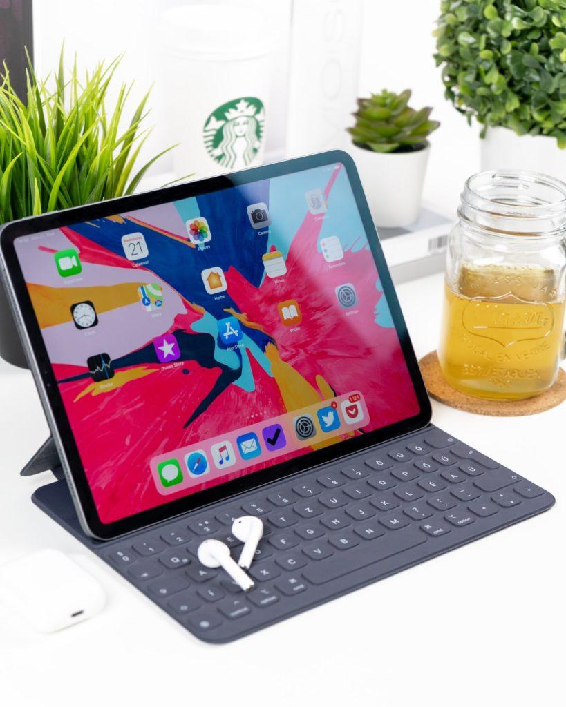 iPadでブログを書く方法