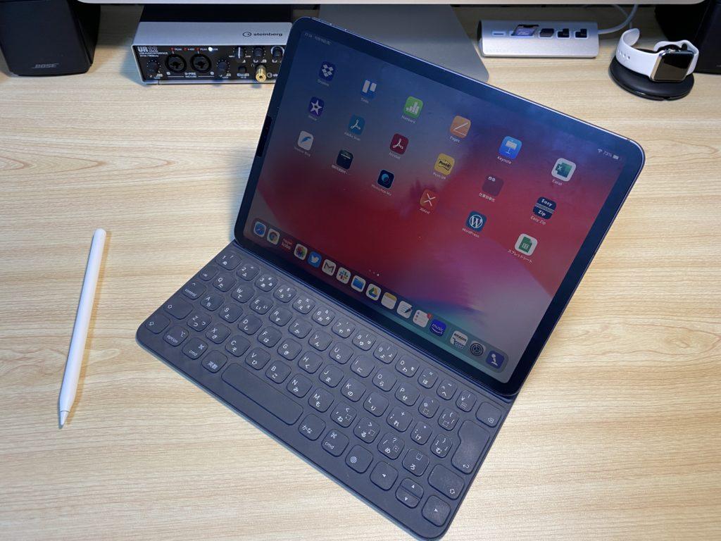 iPadでブログを書くための周辺機器