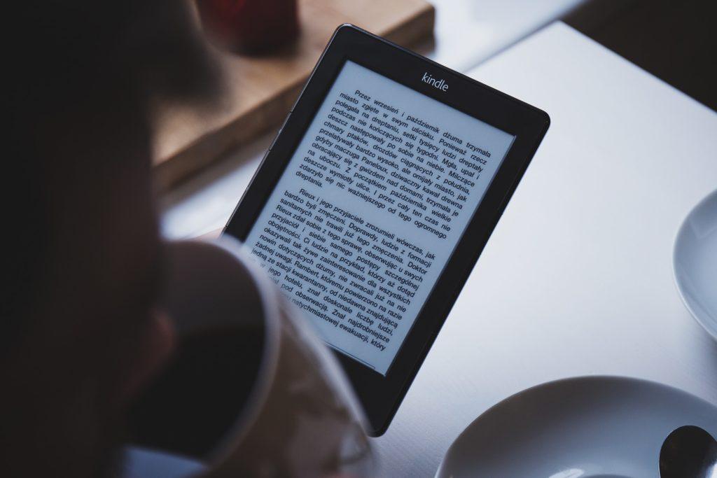 Kindle Paperwhiteが読書継続におすすめの理由