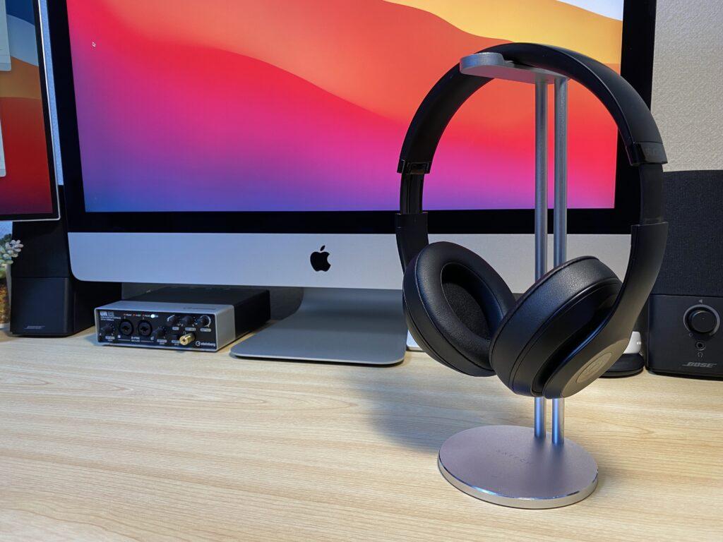 Macのデザインにマッチ